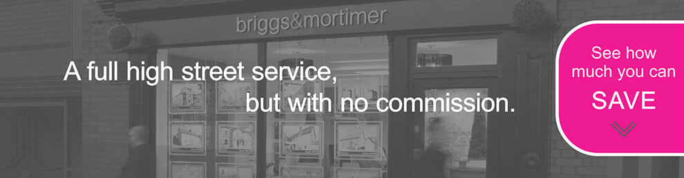 A high street service with no commission